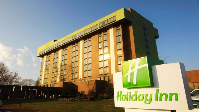 Exterior view Holiday Inn BRISTOL CONFERENCE CTR