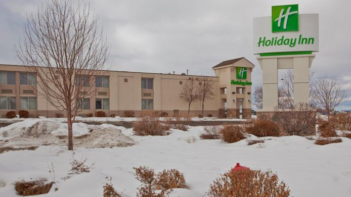 Buitenaanzicht Holiday Inn BOZEMAN