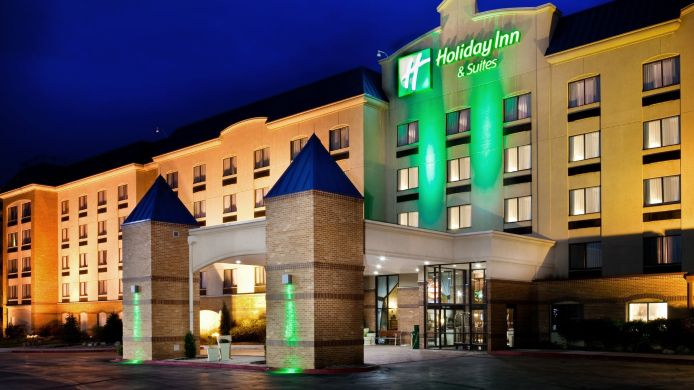 Exterior view Holiday Inn Hotel & Suites COUNCIL BLUFFS-I-29