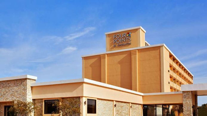Info Four Points by Sheraton College Station