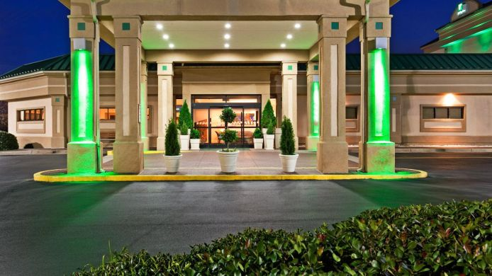 Buitenaanzicht Holiday Inn CHARLOTTE-AIRPORT CONF CTR