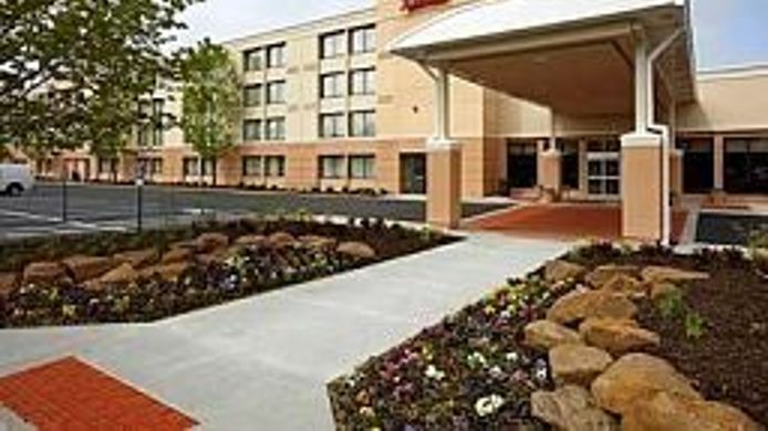 Buitenaanzicht Fairfield Inn & Suites Cleveland Beachwood