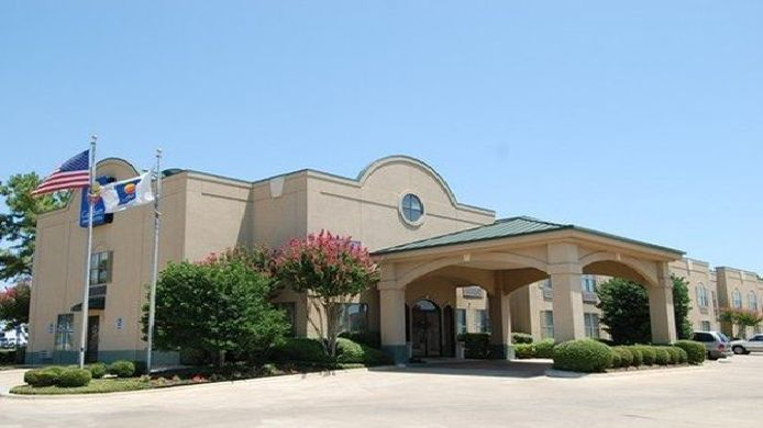 Room Quality Inn & Suites Durant