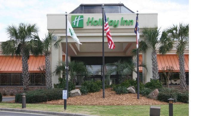 Exterior view Holiday Inn FAYETTEVILLE-I-95 SOUTH