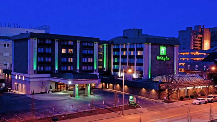 Exterior view Holiday Inn JOHNSTOWN-DOWNTOWN
