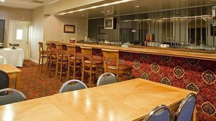 Hotel bar Holiday Inn WEST COVINA