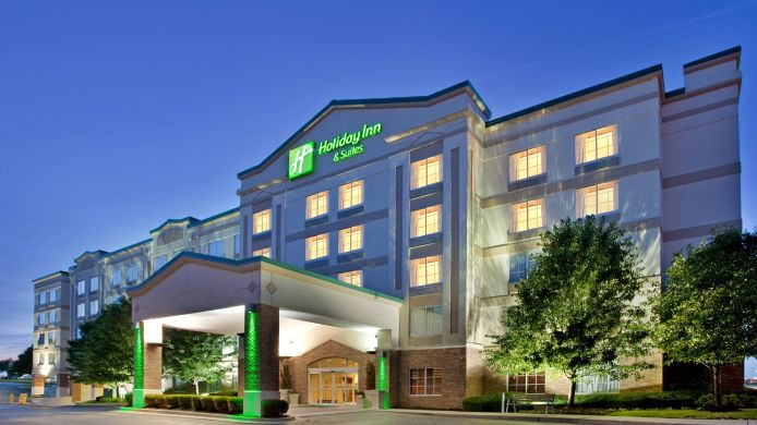 Buitenaanzicht Holiday Inn Hotel & Suites OVERLAND PARK-CONV CTR