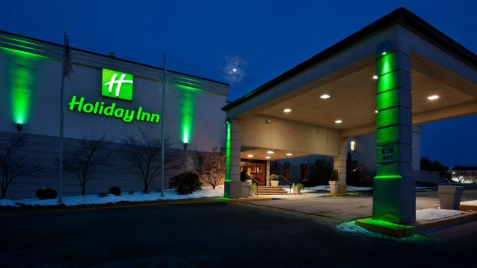 Exterior view Holiday Inn PITTSBURGH-MONROEVILLE