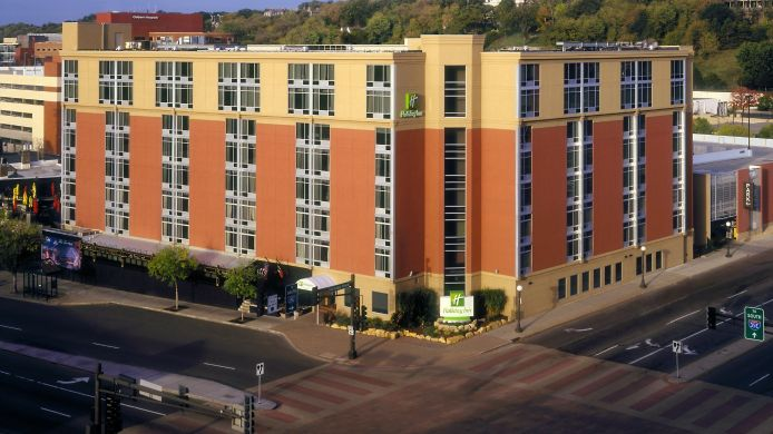 Exterior view Holiday Inn ST. PAUL DOWNTOWN
