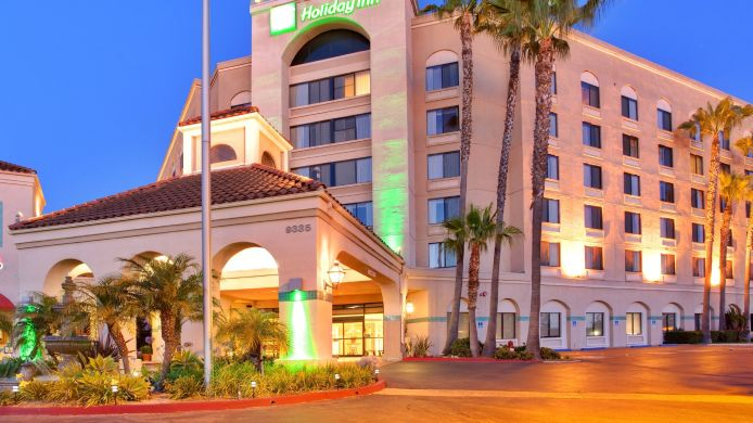 Exterior view Holiday Inn SAN DIEGO MIRAMAR - MCAS AREA
