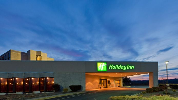 Exterior view Holiday Inn STAUNTON CONFERENCE CENTER