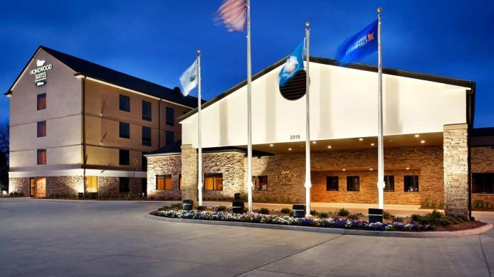 Buitenaanzicht Homewood Suites by Hilton Shreveport - Bossier City LA