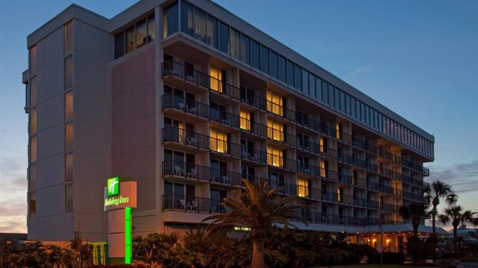 Buitenaanzicht Holiday Inn SARASOTA-LIDO BEACH-@THE BEACH