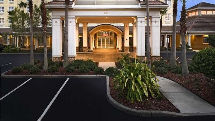 Exterior view Holiday Inn SARASOTA-LAKEWOOD RANCH