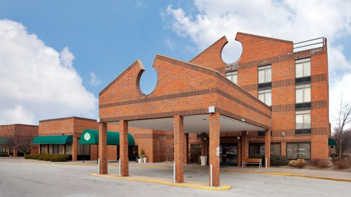 Exterior view Holiday Inn ST. LOUIS-SOUTH COUNTY CENTER