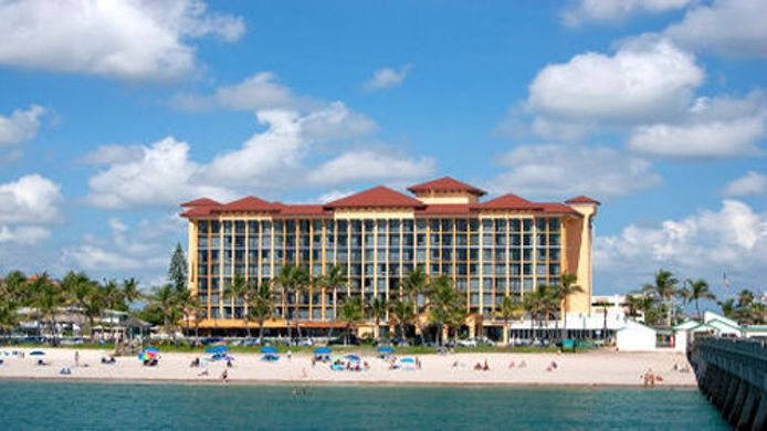 Exterior view WYNDHAM DEERFIELD BEACH