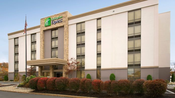 Exterior view Holiday Inn Express BOSTON NORTH-WOBURN