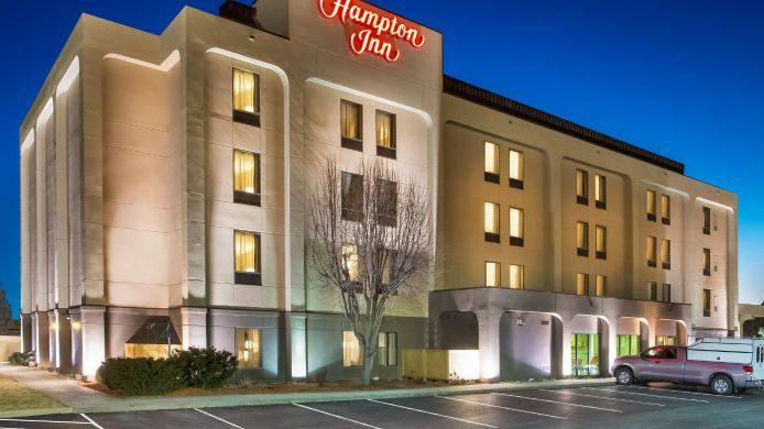 Exterior view Hampton Inn Dry Ridge