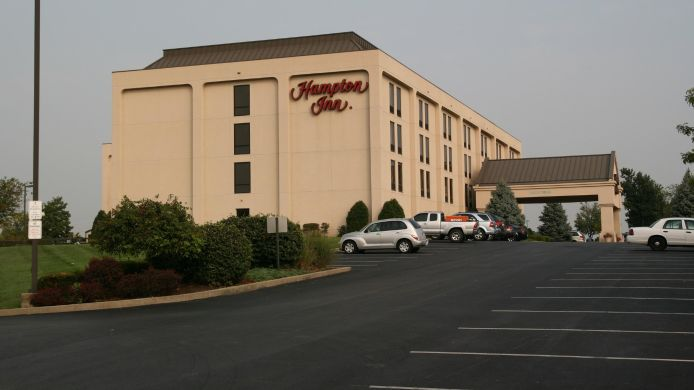 Exterior view Hampton Inn Frankfort
