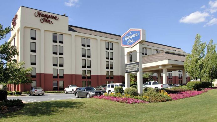 Exterior view Hampton Inn Harrisburg-East-Hershey