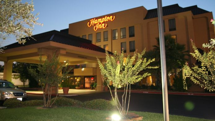 Exterior view Hampton Inn Houston-Humble-Airport Area TX