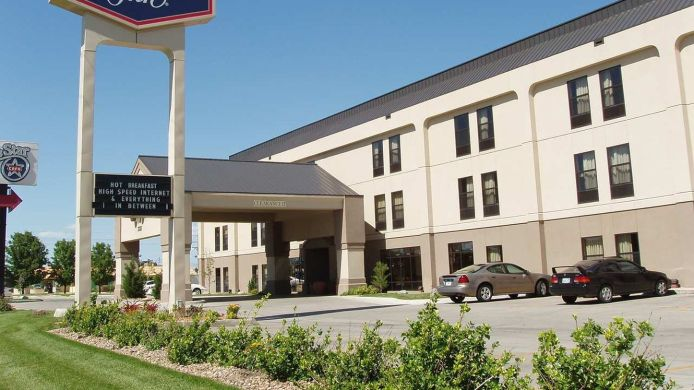 Exterior view Hampton Inn Hutchinson