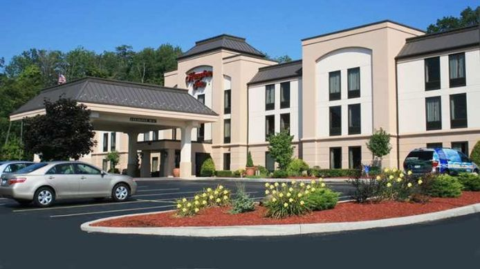 Exterior view Hampton Inn Johnstown