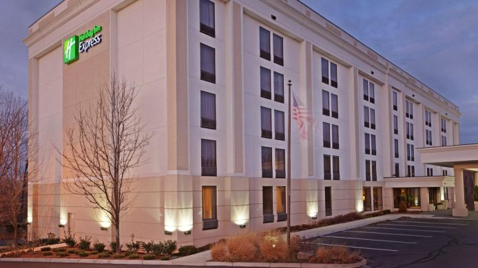 Buitenaanzicht Holiday Inn Express ANDOVER NORTH-LAWRENCE