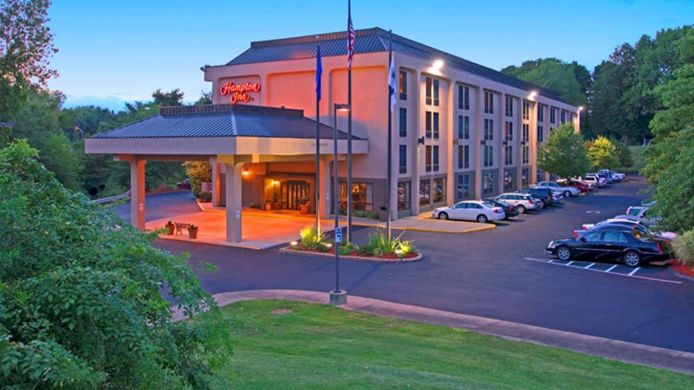 Exterior view Hampton Inn Meriden - Wallingford