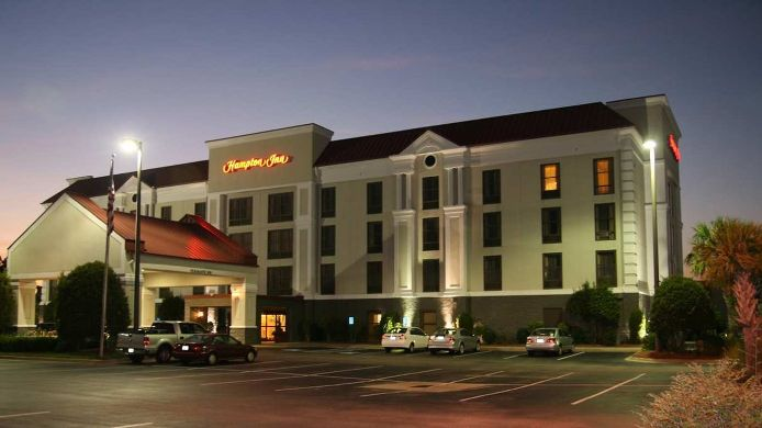 Exterior view Hampton Inn Myrtle Beach West SC