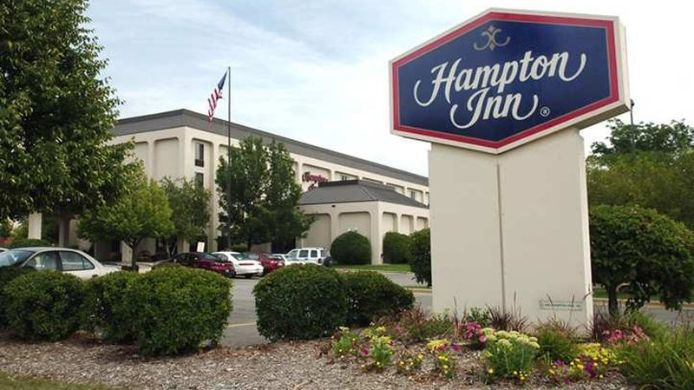 Exterior view Hampton Inn Rockford