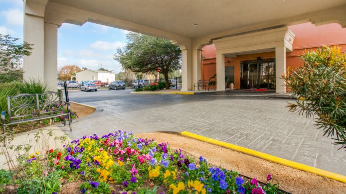 Buitenaanzicht Hampton Inn San Antonio-Downtown