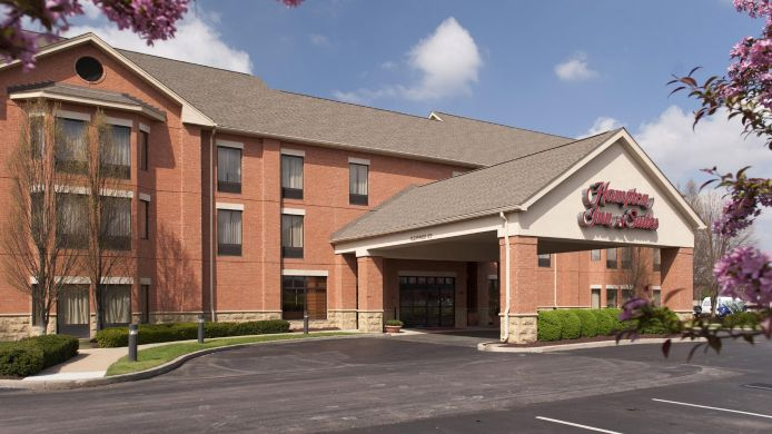 Buitenaanzicht Hampton Inn - Suites St Louis-Chesterfield