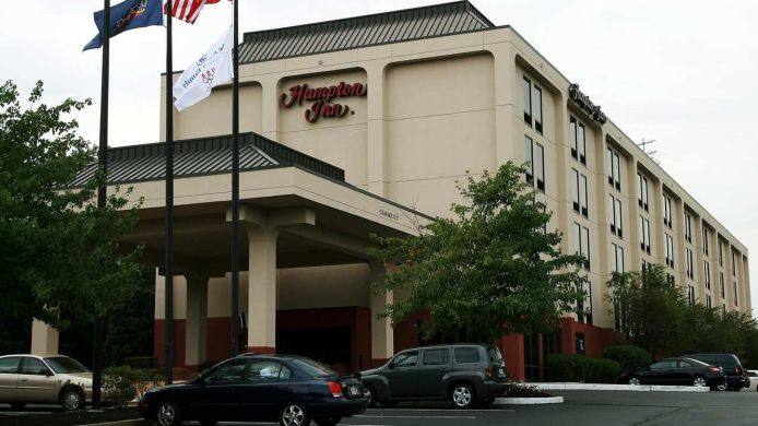 Buitenaanzicht Hampton Inn Philadelphia-Willow Grove