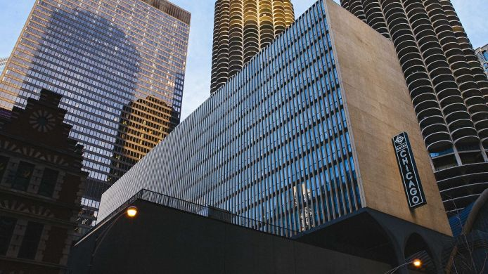 Exterior view Hotel Chicago Downtown Autograph Collection