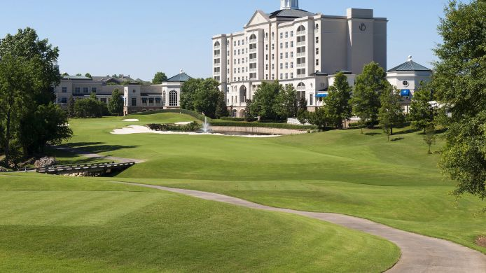 Buitenaanzicht Charlotte  a Luxury Collection Hotel The Ballantyne