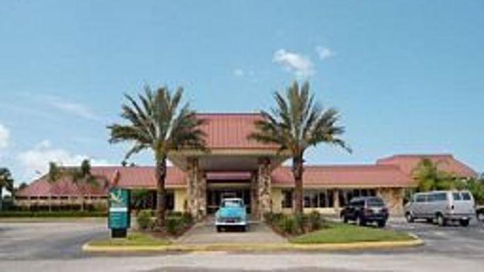 Exterior view Quality Inn & Suites Sebring