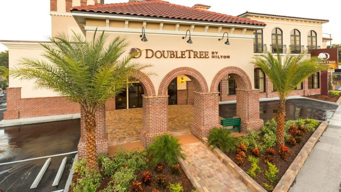 Buitenaanzicht DoubleTree by Hilton St Augustine Historic District