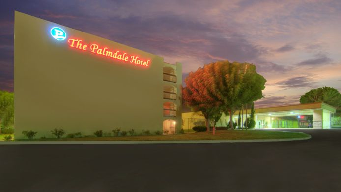 Exterior view THE PALMDALE HOTEL
