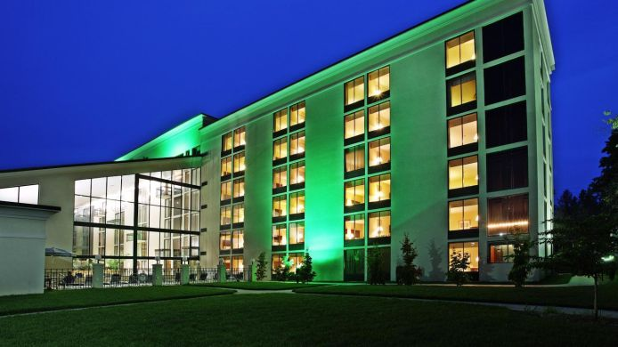 Buitenaanzicht Holiday Inn ASHEVILLE - BILTMORE WEST