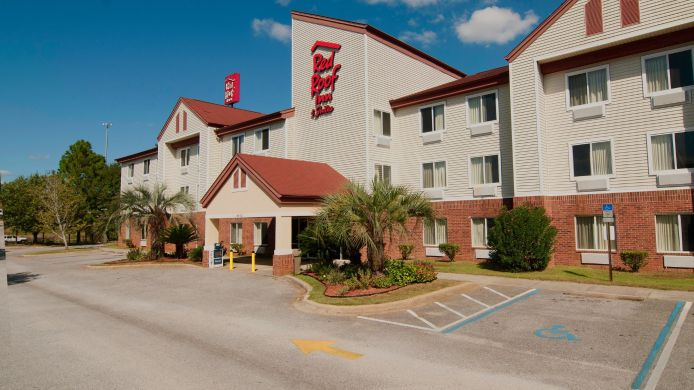 Exterior view RED ROOF SUITES PENSACOLA EAST-MILTON