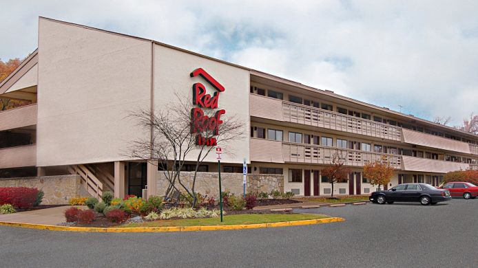 Exterior view DAYS INN-MONMOUTH JUNCTION