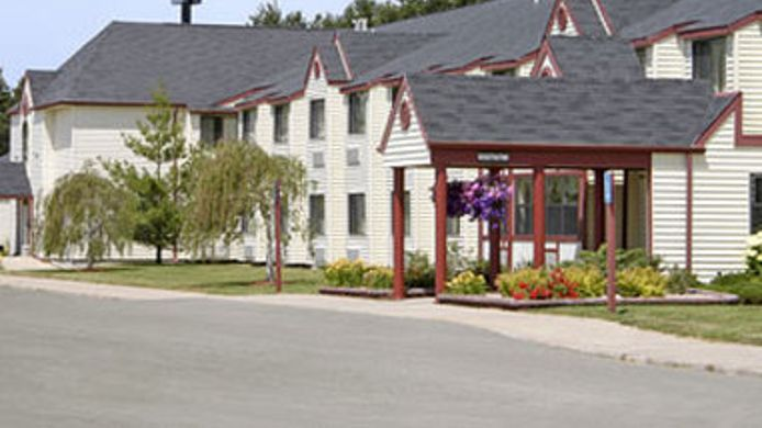 Exterior view BAYMONT INN SUITES GAYLORD