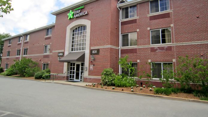 Exterior view EXTENDED STAY AMERICA WOBURN