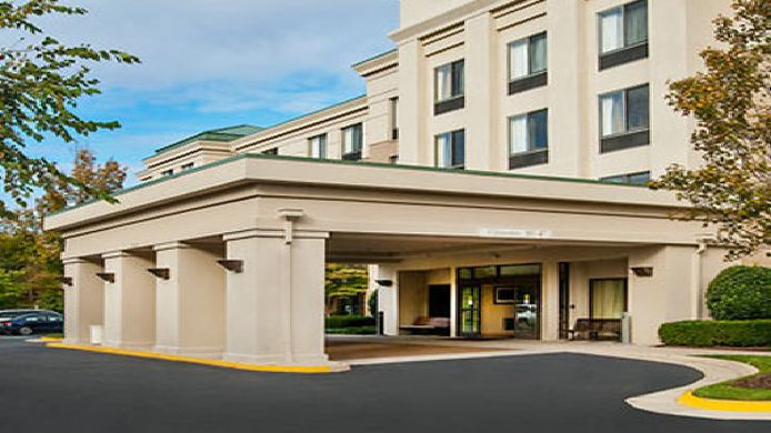 Exterior view SpringHill Suites Centreville Chantilly