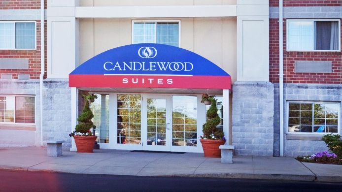 Exterior view Candlewood Suites BOSTON-BURLINGTON