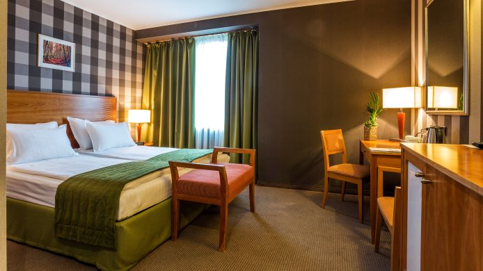 Double room (standard) Best Western Premier Collection