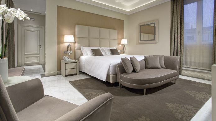 Suite Aleph Rome Hotel Curio Collection by H