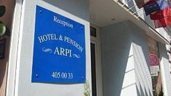Exterior view Arpi Pension