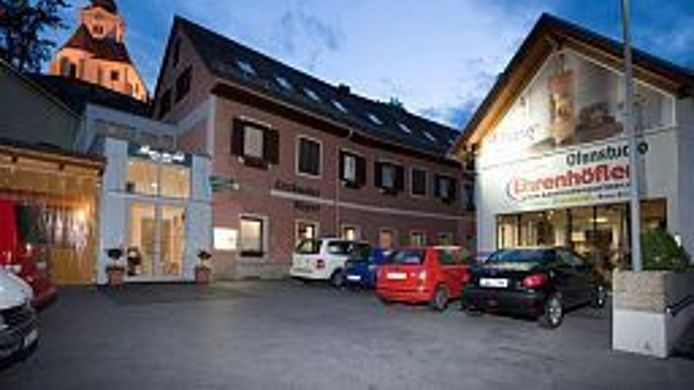 Exterior view Meyers Gasthof Familie Orthacker